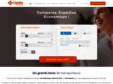 Upela : comparateur de tarifs envoi colis France et international