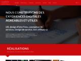 Usabilis - Ergonomie informatique, ergonomie logicielle, design et conception d'interface