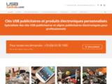 Clés USB publicitaires pour entreprises