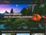 Des idées pour vos vacances en camping