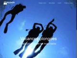 Vacances plongées pour admirer la beauté des fonds marins