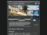 Location gîtes en Lozère - Aubrac