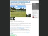 Vacances golf en Floride