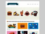 accessoires, publicité, animations, livres, numérique, édition, exposition, illustration, magazines, print