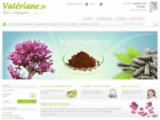 Valeriane Bio - Sommeil bio et naturel avec la valériane