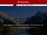 Valimmobilier, l'immobilier en Valais (Suisse) – achat, vente de biens immobiliers