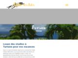 Location studio Martinique