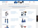 Vente de robinetterie industrielle en ligne