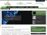 VDO Com, spécialiste en infrastructure de câblage fibre optique et paires torsadées, environnement 19