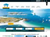 Croisières en Bretagne vers les Iles Glénan et sur l'Odet