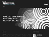 Veector - l'innovation au service de la sécurité des 2 roues