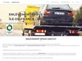 Enlèvement épave gratuit - Epaviste VHU Paris Ile de France