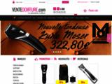 Boutique en ligne spécialisé dans la vente de produit et matériel de coiffure.