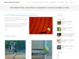Vente en ligne d'équipement sportif de tennis