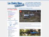 Vente gite Chalets Bleus - Gite a vendre Languedoc Hérault