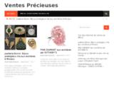 Ventes précieuses: vendeur de bijoux à prix doux