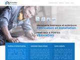 Fabrication et installation des menuiseries