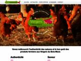 Les Vergers du Bois Macé - Vente de fruits et légumes, céréales et pains, volailles au Cellier (Loire Atlantique)