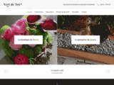 Fleuristerie et entreprise de création de jardins