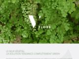 Vertical Flore - Mur végétal - Murs végétaux
