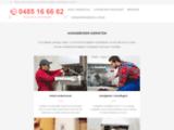 CV ketel installatie, onderhoud, depannage