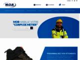 Mob Rejane vêtements de travail professionnels Var vente equipement protection  Var Toulon Saint Tropez