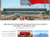 Résidence VIA MARE en Corse.