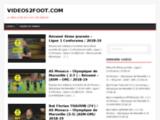 Vidéos de foot, le meilleur du football en vidéo