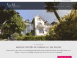 Chambres d'hotes au Val Andre | La Villa Marguerite