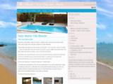 Saint Martin SXM Villa Blanche Orient Bay
