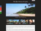 Villa Blue Horizon Sri Lanka Beach front villa in Mirissa Matara