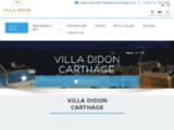 Villa Didon Carthage 5 étoiles: Hôtel, Spa, Restaurant & Lounge