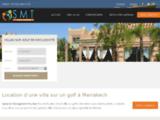 Villa Golf Samanah Marrakech maroc