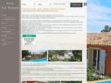 Chambres d'hotes Corse du Sud : Villa Lecci La Greck