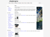 Vinylengine – the home of the turntable
