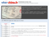 Visa Chine, le guide du visa pour la Chine.