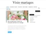 Visio-Mariages : Premier salon du mariage virtuel