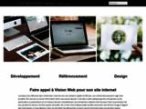 Agence de création et de référencement de site web