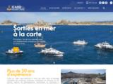 Visite des calanques / Icard Maritime - Visite des calanques / Icard Maritime