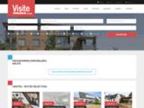 Visite Immobilier, portail immobilier Nord Pas de Calais, annuaire agences immobilières