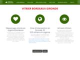 Vitrier Bordeaux, les professionnels de la vitrerie en Gironde