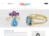 Bijoux — Bijouterie; Collier; Bague; bracelet; pendentif; boucles d'oreilles et créoles