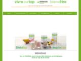 Produits Herbalife en Suisse Romande et en France - Vivre au Top