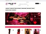 Lingerie sexy et lingerie coquine à petits prix