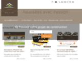 Constructeur de maisons individuelles en Rhônes-Alpes : Lyon - Grenoble - Voiron.