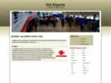 Vol Algerie pas cher | Billet avion Algérie | Réservation