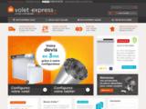 Volet express | volets roulants sur-mesure
