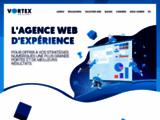 Conception site Internet création et design site web Montréal | Vortex