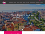 Agence de promotion immobilière à Nice