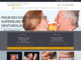 Denturologiste Montréal | Jacques Hudon | Prothèse dentaire | Prothèse sur implants dentaires | prothesiste dentaire Montreal